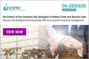 Get Control of Your Inventory On-Demand Webinar